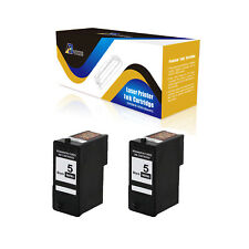 ABvolts Compatible 2 x M4640 (Series 5) Black Ink Cartridge for Dell 922 924 942