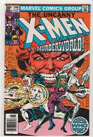 Uncanny X-men #146 Chris Claremont Iceman Cyclops Wolverine 9.0