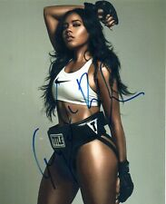 Angela Simmons Signed Autographed 8x10 Photo Run's House Designer COA VD