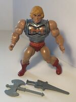 🔥 Masters of the Universe BATTLE ARMOR HE-MAN Vintage COMPLETE Taiwan MOTU