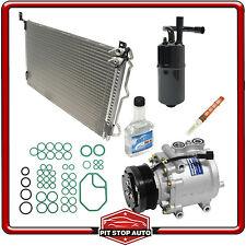 New A/C Compressor Kit w/ Condenser 1051308 -   Crown Victoria