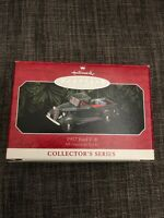 Vintage Hallmark 1937 Ford V-8 Truck Christmas Ornament In Original Box