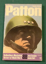 Ballantines's War Leader Book No1 Charles Whiting Patton History of WWII