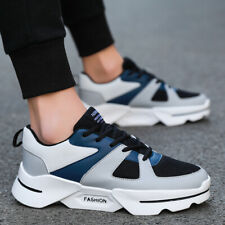 Men Running Casual Shoes Outdoor Shoes Breathable Sports Sneakers Plus Size