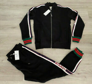 Brand New Gucci Mens Tracksuit Size 2XL