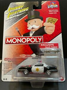 Johnny Lightning 1:64 Pop Culture 2021 R2 - 1982 Chevy Camaro with Game Piece