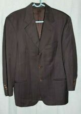 "Hugo Boss Einstein Men's Wool Suit Jacket Sports Size 38S (42"" Chest) EUC 31Ap"