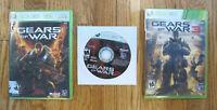 Gears of War 1, 2 & 3 Bundle Lot Trilogy (Microsoft Xbox 360) - Tested