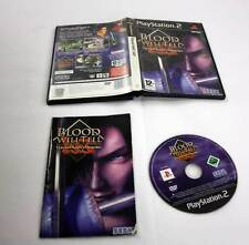JEU SONY PS 2 Blood will tell   complets