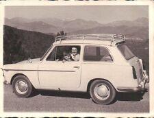 FOTO ANNI '70 VECCHIA AUTOMOBILE INGLESE AUSTIN C4-543