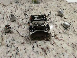 Dji Phantom 4 Main Controller, Esc's, Board Module, motors, and more!
