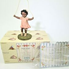 "Mint vtg Enesco Miss Martha's Suzi ""Mama, Watch Me"" Box God's Children #443271"