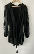 Ministry Of Style Roamer Playsuit Size 12 RRP$239.00