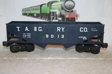 O Scale Trains Lionel Tennessee Alabama Georgia Hopper 9012