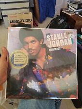 Jazz Sealed! Lp Stanley Jordan Standards Vol. 1 On Blue Note