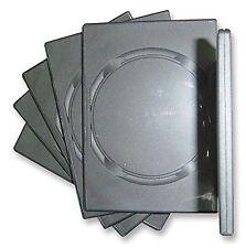 Custodia DVD, 7mm, NERO, DOPPIA, 100pk DVD Case, 7mm, NERO, DOPPIA, 100pk dall' ONU...