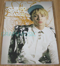 SHINee Dream Girl KEY NOTE SM OFFICIAL GOODS NEW
