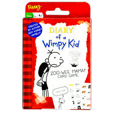 Journal d'une Wimpy Kid ZOO-WEE MAMA Jeu de cartes