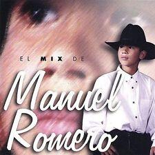 El Mix De Manuel Romero 2001 by Romero, Manuel