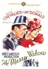 The Merry Widow  DVD (1934) Maurice Chevalier, Jeanette MacDonald Ernst Lubitsch