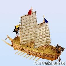 "1/100 Scale Turtle ship ""Korean WarShip"" Wood Model Kit"