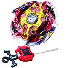 Beyblade Burst Starter B-86 Legend Spriggan 7 Mr With LR Two-Way String Launcher