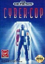 Cyber Cop (Sega Genesis, 1992) - Complete