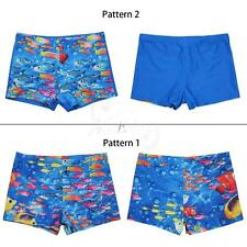 Boys Kids Swimming Trunks Shorts Cartoon Animal Beach Holiday Swimwear Swimsuit