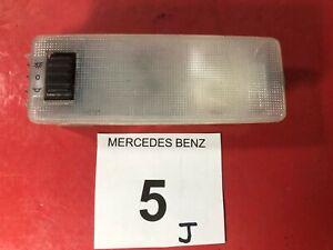 5J 77-85 Mercedes W123 W126 W201  Center Overhead Dome Light Lamp OEM