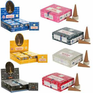 Satya Nag Champa Incense Joss Dhoop Cones - Multibuy Discount! Pagan Wicca