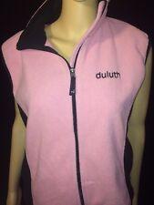 Polar Premium Collection Size Large Womans Pink Vest Bin #70