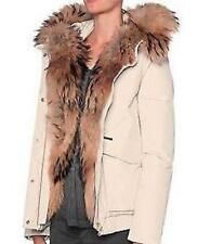 Woolrich John Rich Jacket Coat Down Filled Fur Hood Small > 8-10 UK > 6 US £840
