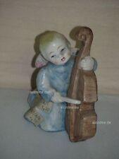 +*A008194_09 Goebel Archiv Muster Engel mit Kontrabass und Kerzenständer TMK2