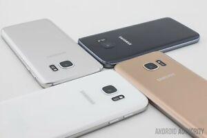 New *UNOPENDED* Samsung Galaxy S7 G930A Unlocked Smartphone/Gold Platinum/32GB