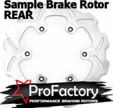 Klx450r Klx 450r Rear Brake Rotor Disc Pro Factory Mx Braking 2008-2013 Klx450
