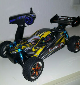 Amewi Booster Pro RC 4x4 Brushless Off-Road Buggy 70km/h 4WD