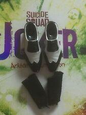 Hot Toys 1/6 Le Joker Suicide Squad Smoking Version MMS395 Chaussures et Chaussettes