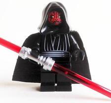 LEGO STAR WARS DARTH MAUL minifigure 7101 7663 7151 like new