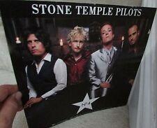 1999 Stone Temple Pilots Stp No. 4 Promo Item Flat 12″ x 12″ Poster