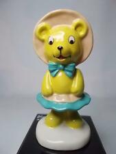 Wade TESSIE BEAR Figurine - Ltd Ed of 1500 UKI Ceramics 1998