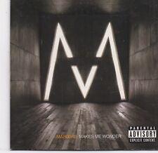 Maroon 5-Makes Me Wonder cd single