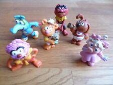 COMICFIGUREN - MUPPET BABIES + MUPPET SHOW - 6 FIGUREN - SCHLEICH -