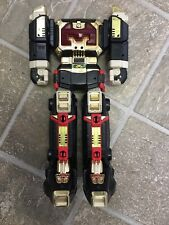 Power Rangers Lost Galaxy Astro Galactic Megazord RARE black/gold/red