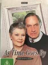 AS TIME GOES BY Series 7 & 8 DVD