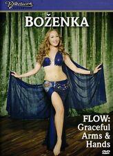 Bellydance Superstars: Flow - Graceful Arms & Hands with Bozenka (2011, DVD NEW)