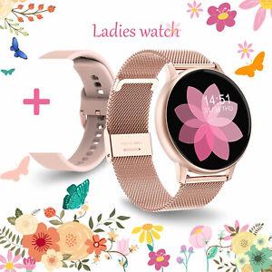 Women ECG Smart Watch IP67 Waterproof Phone Mate For iphone IOS Android Samsung