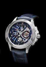 Schaumburg Watch Urbanic Galaxy Skeletonized Chronograph - Limited Edition 99