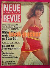 NUOVA Revue 1967 nr 50: scandalo per la coppia canzonette Esther e ABI OFARIM