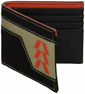 Destiny 2 Hunter Red Mixed Material Bifold Wallet