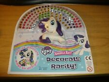 MY LITTLE PONY  ~ DECORATE RARITY ~ SPARKLE ART